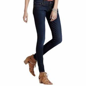 Lucky Brand Charlie Skinny Dark Wash Jean